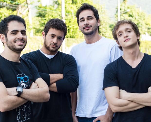 Confira a agenda de shows da banda JAMZ | Tracklist