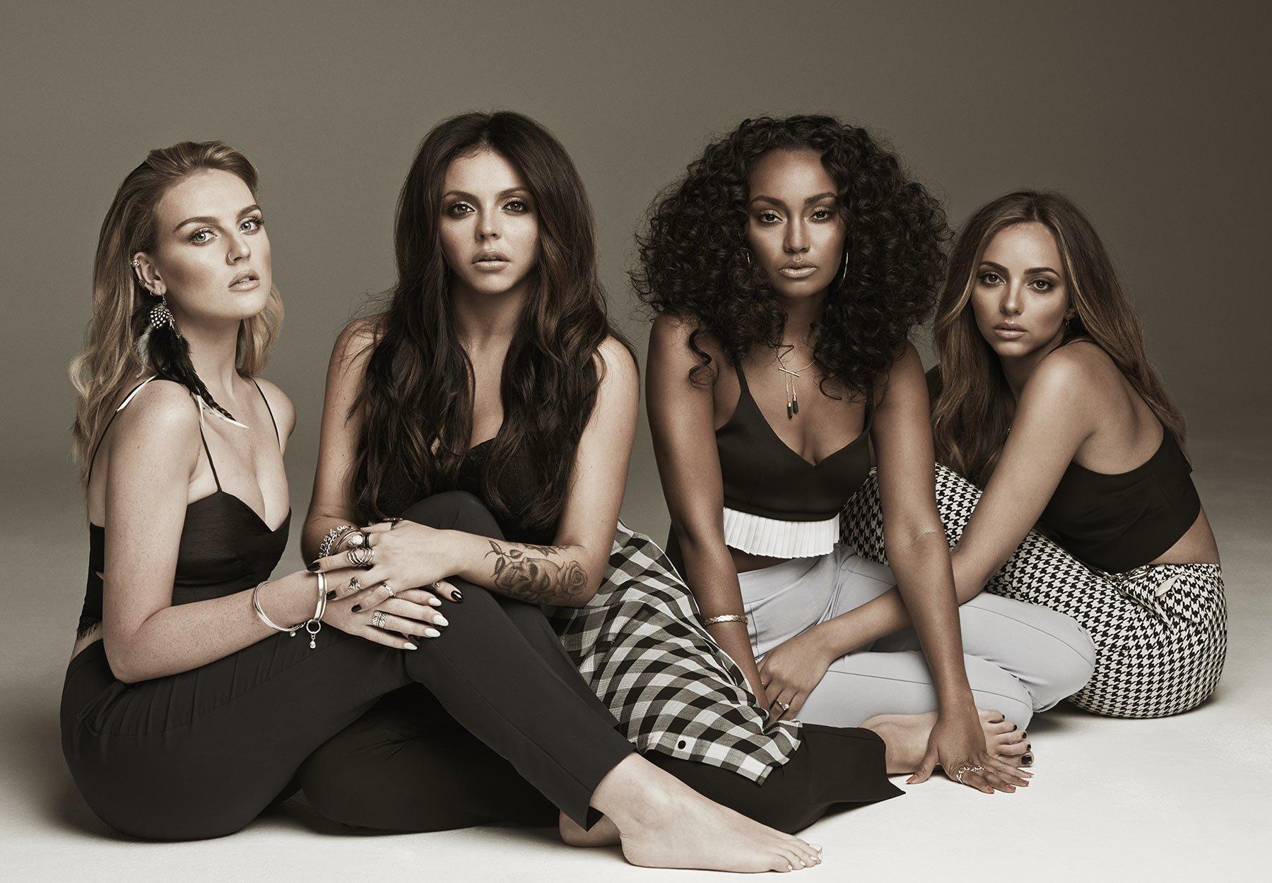 Little Mix Se Apresenta Em Festival E Solta Previa De Musica Nova Tracklist