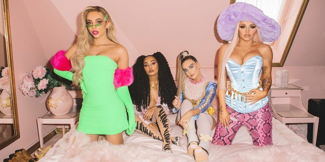 Little Mix lança Bounce Back