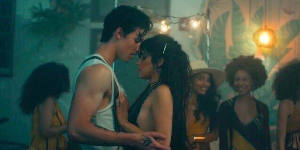 Resultado de imagem para Shawn Mendes, Camila Cabello - Señorita