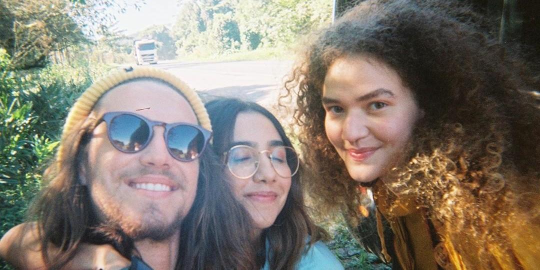 Pupila, Anavitória e Vitor Kley