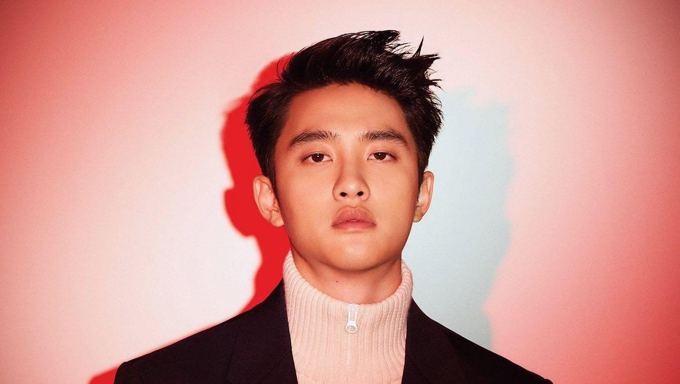 """D.O do EXO lança single antes do serviço militar; assista a """"That's Okay"""""""