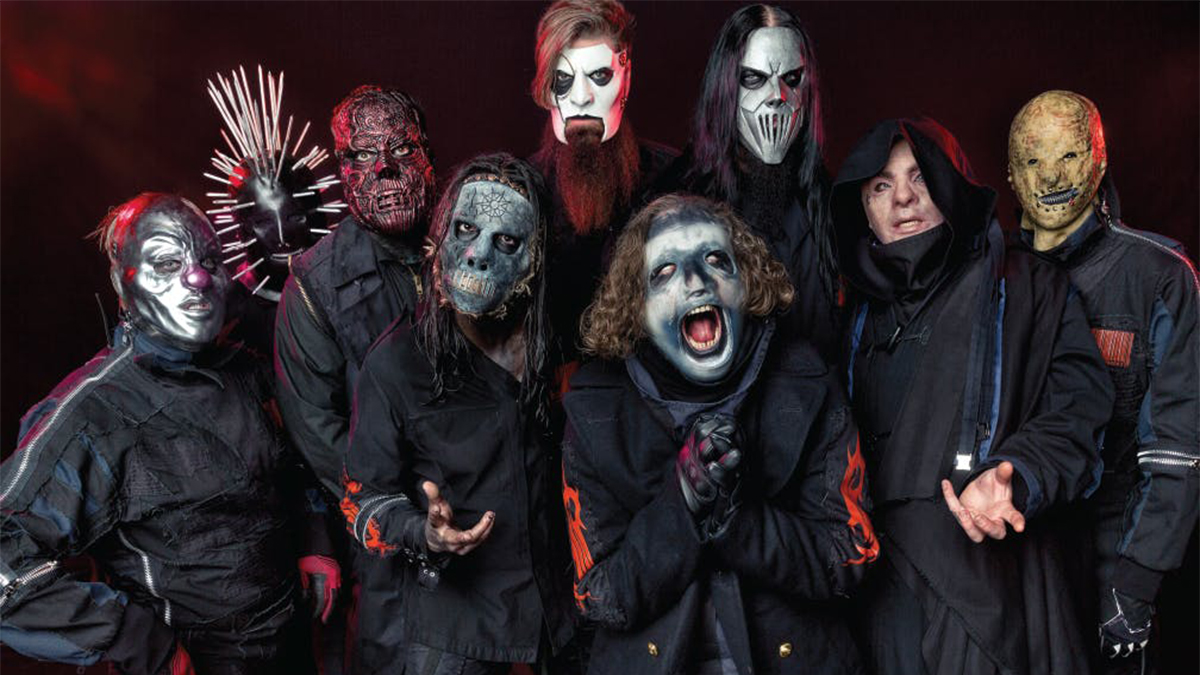 "Banda Slipknot parar divulgar o álbum ""WE ARE NOT YOUR KIND"""