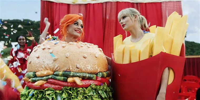 Taylor Swift feat Katy Perry