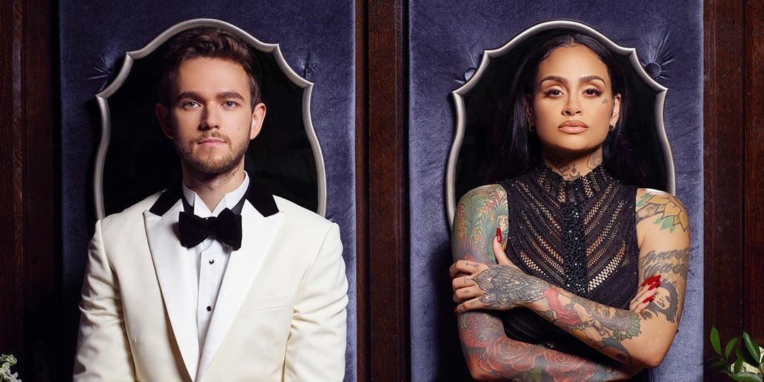 """Good Thing"", por Zedd e Kehlani"