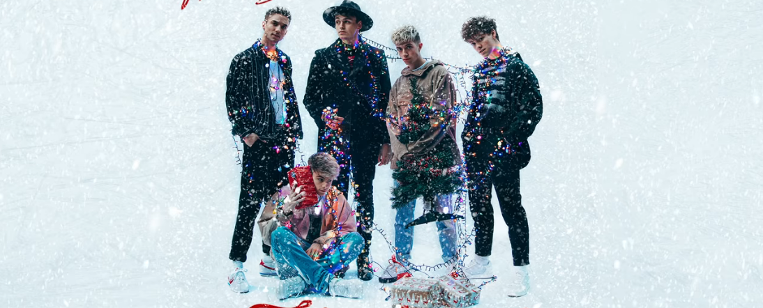 With You This Christmas por Why Don't We