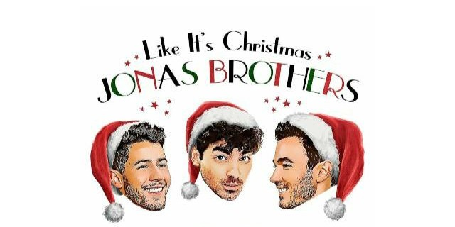 Like It's Christmas, por Jonas Brothers