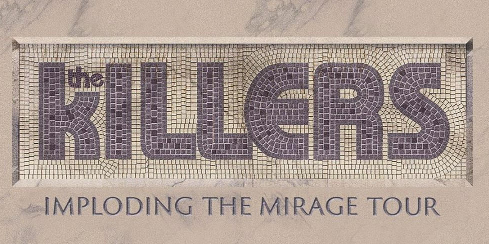 """Imploding The Mirage"", por The Killers"