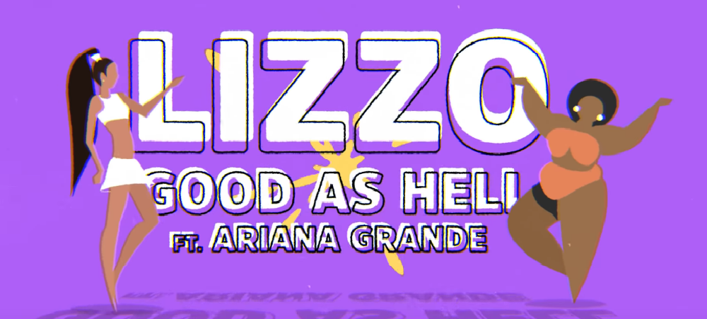 Good As Hell por Lizzo e Ariana Grande