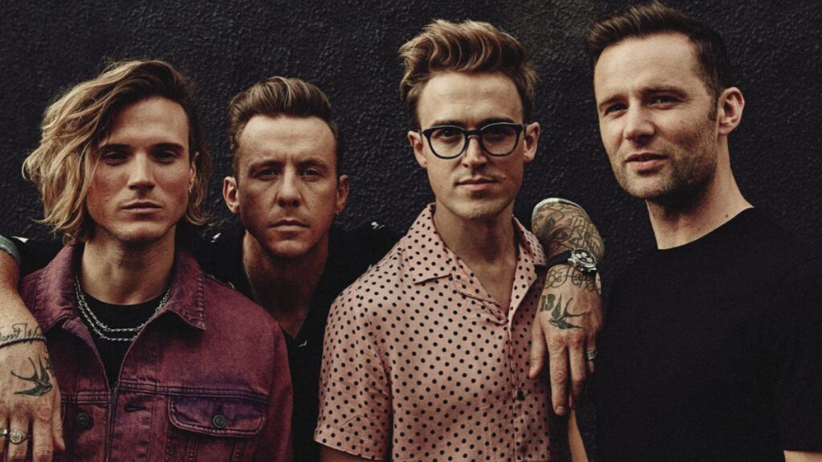 mcfly banda lançou single hapiness