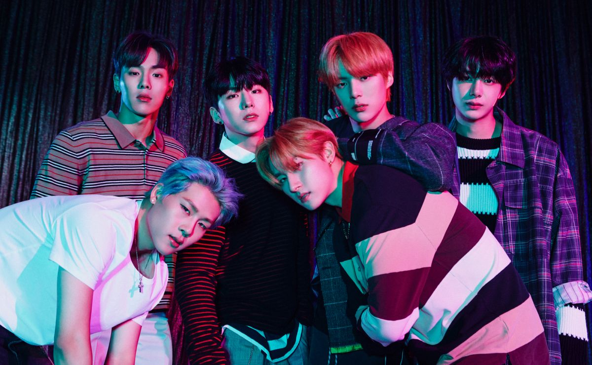 Monsta X All About Luv