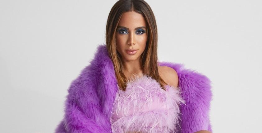"Anitta lança ""Tócame"", seu novo single."