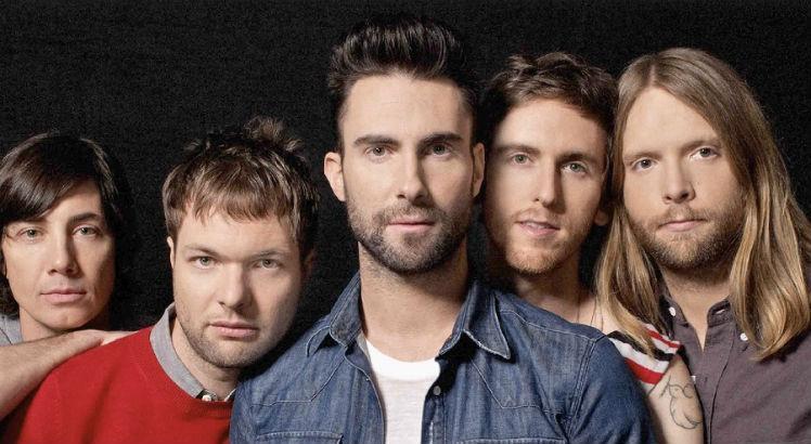 Maroon 5 lança novo single.