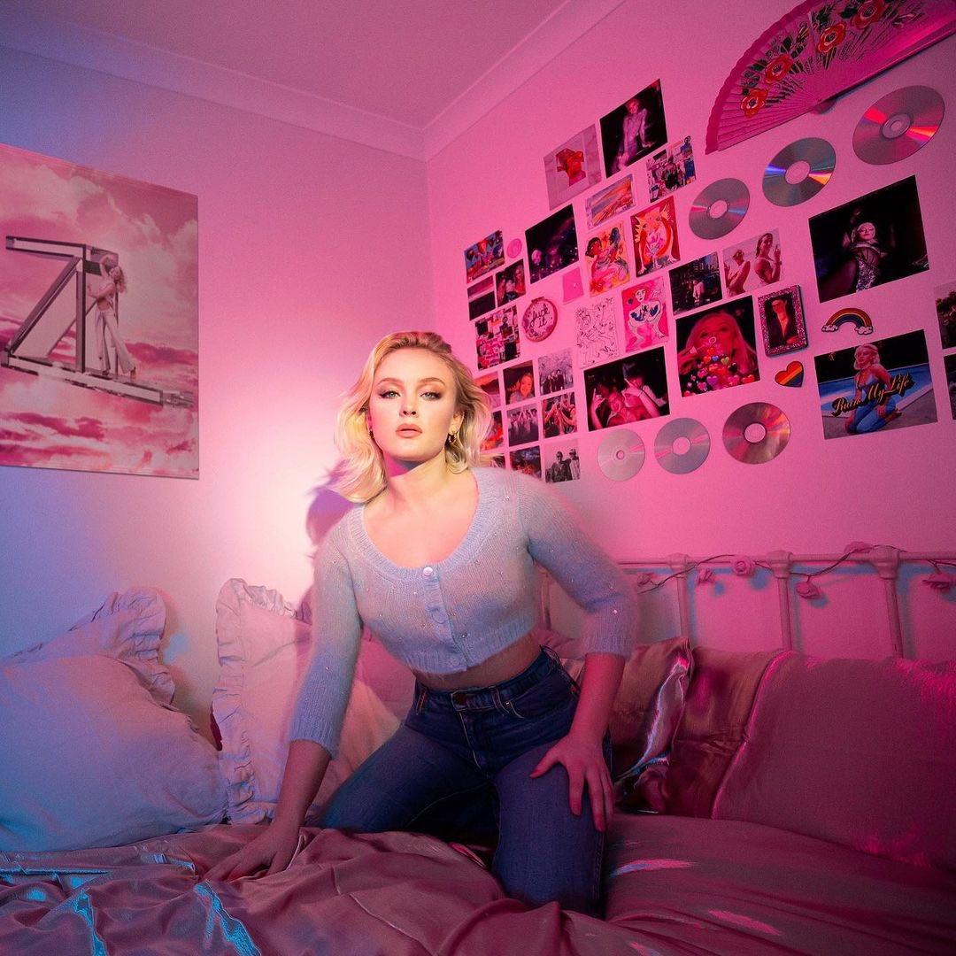 Zara Larsson Poster Girl